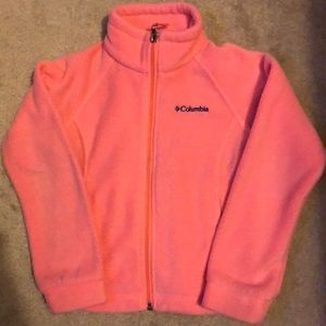 Girls Columbia fleece